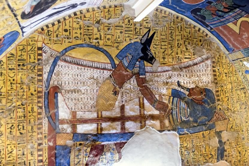 Cultura egipcia para niños