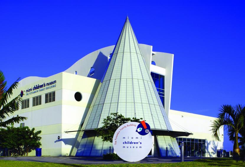 El Museo infantil de Miami debes visitarlo si vas con niños