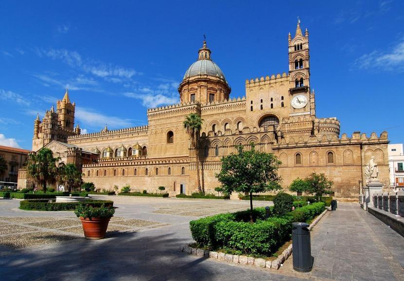 Sicilia, ciudad encantada
