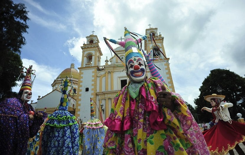 carnaval de Veracruz, una de las festividades de Veracruz