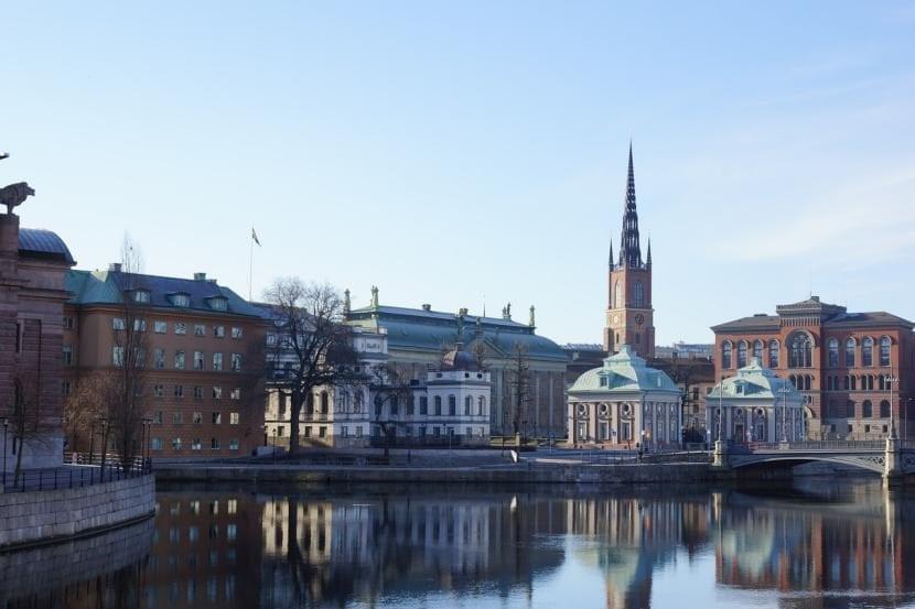 Estocolmo visita imprescindible en Suecia