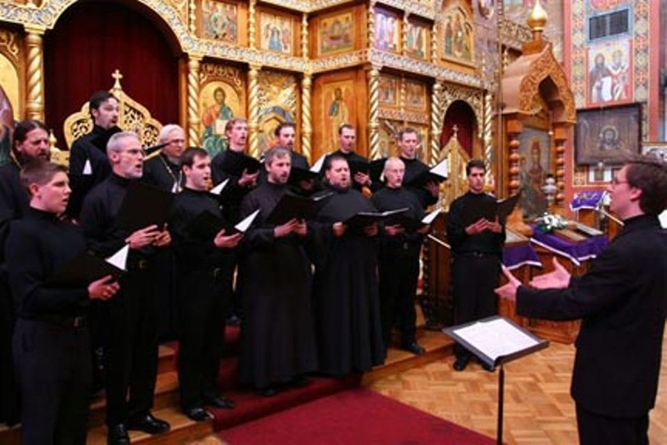 Sacra, una música tradicional rusa
