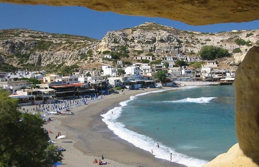 Creta, ciudad de crucero