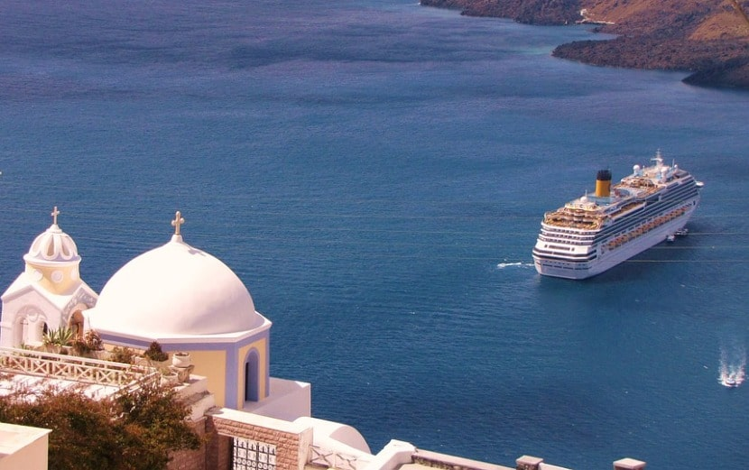Las mejores islas griegas para visitar en un crucero