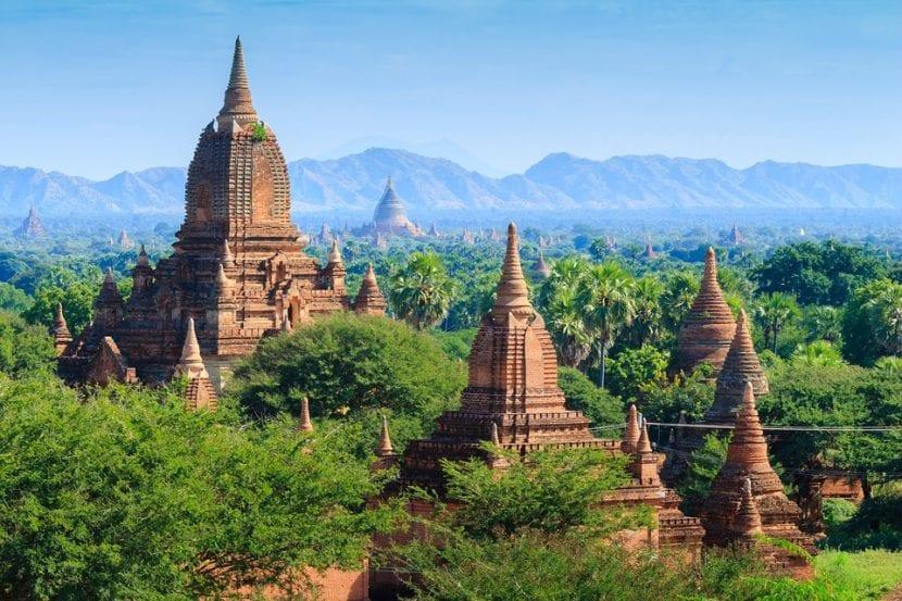 Bagan, la ciudad imperial de Myanmar