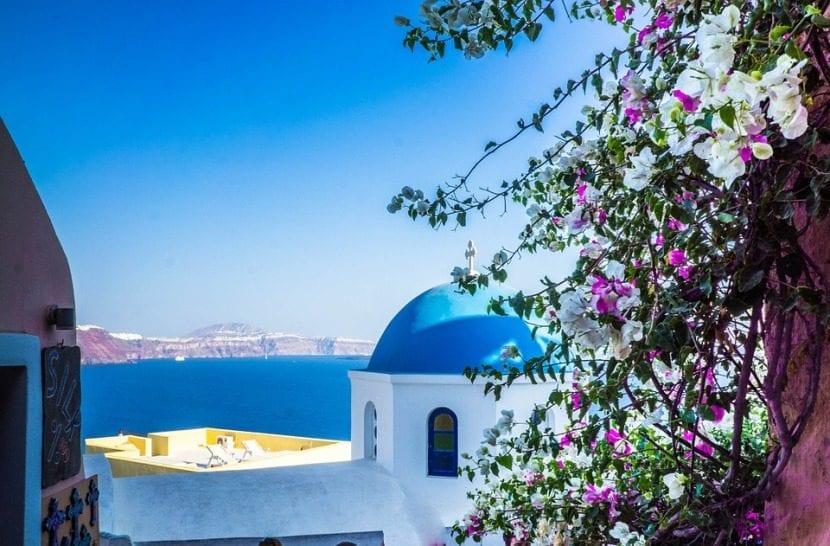 Santorini, destino obligado para un crucero