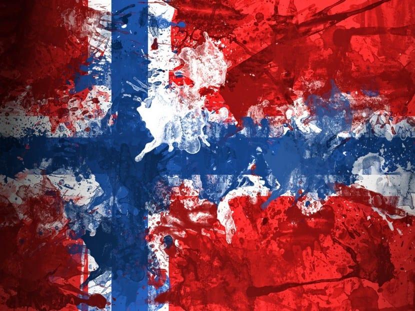 Símbolo Noruega