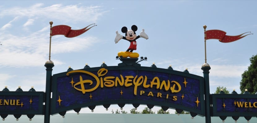 Entrada Disneyland Paris