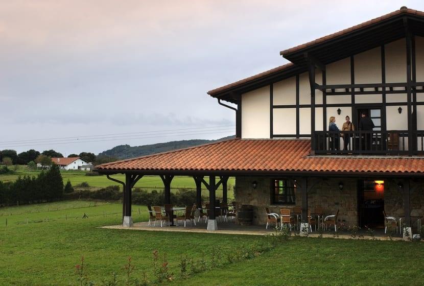 Casa rural País Vasco