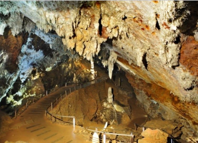 Visita turística Cuevas Cantabria