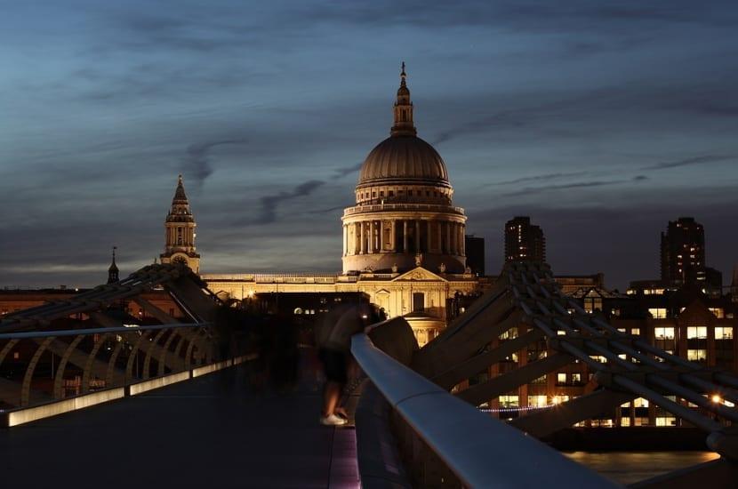Catedral San Pablo Londres