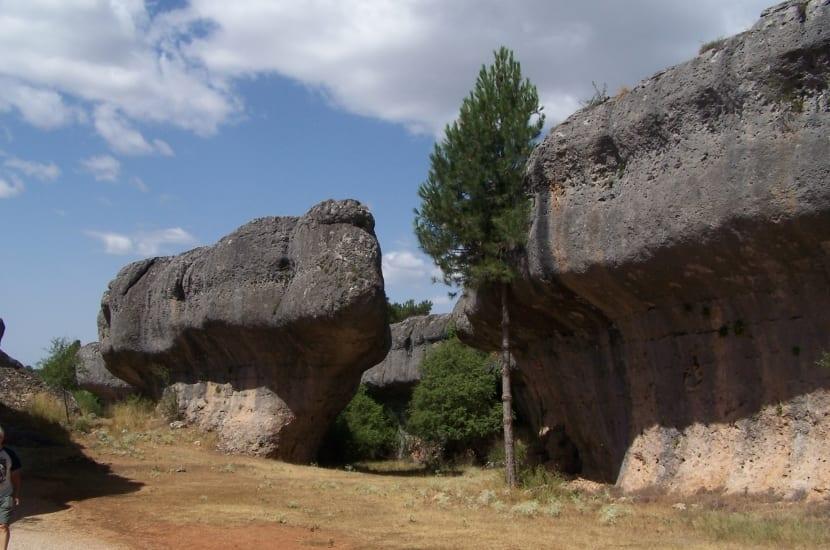 El Barco Ciudad Encantada de Cuenca