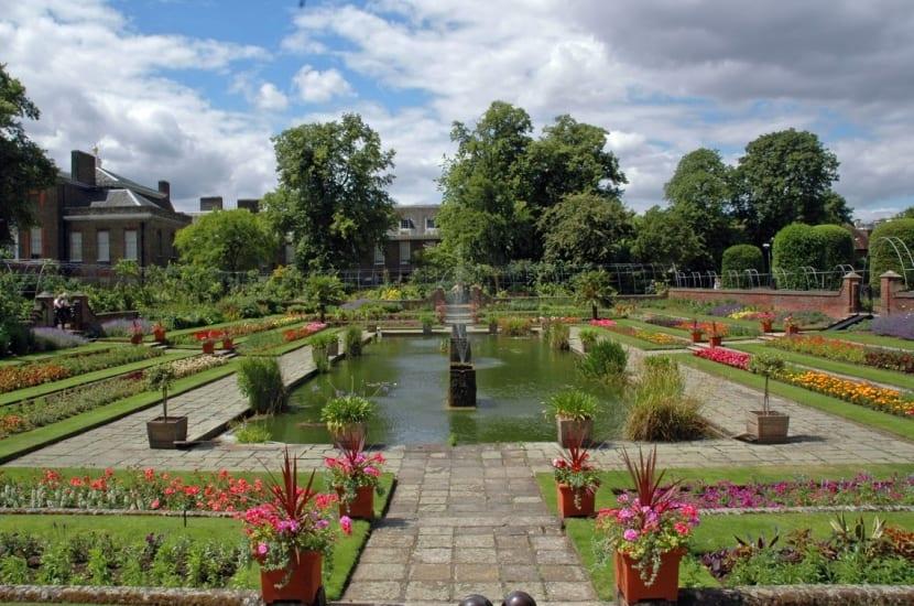 Jardines Kensington