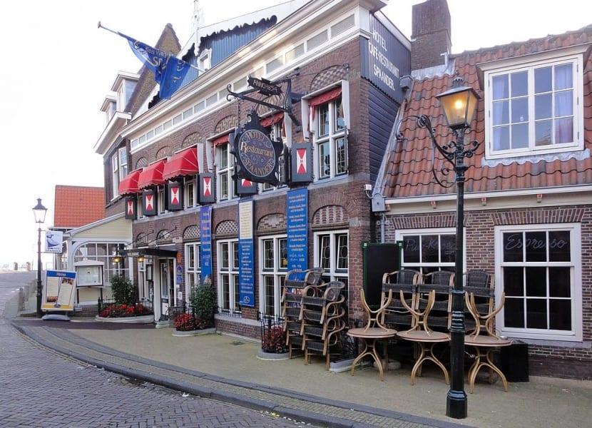 Restaurantes Volendam