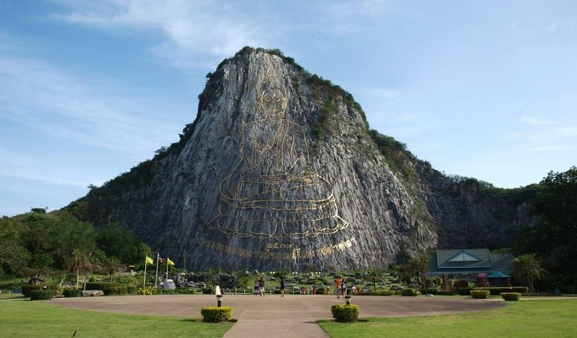 Montaña en Pattaya