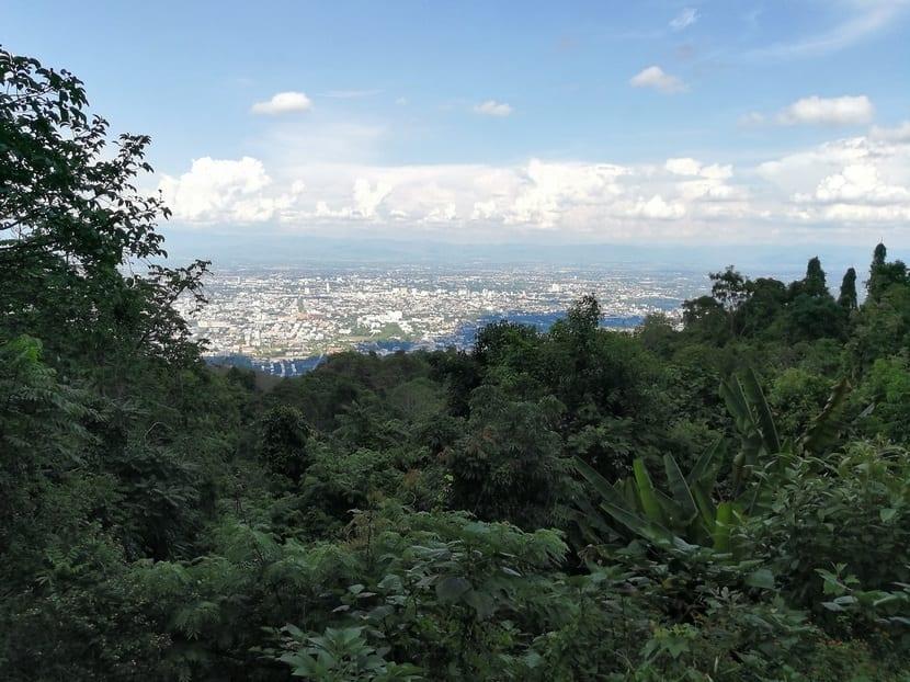 Vistas en Attuaya