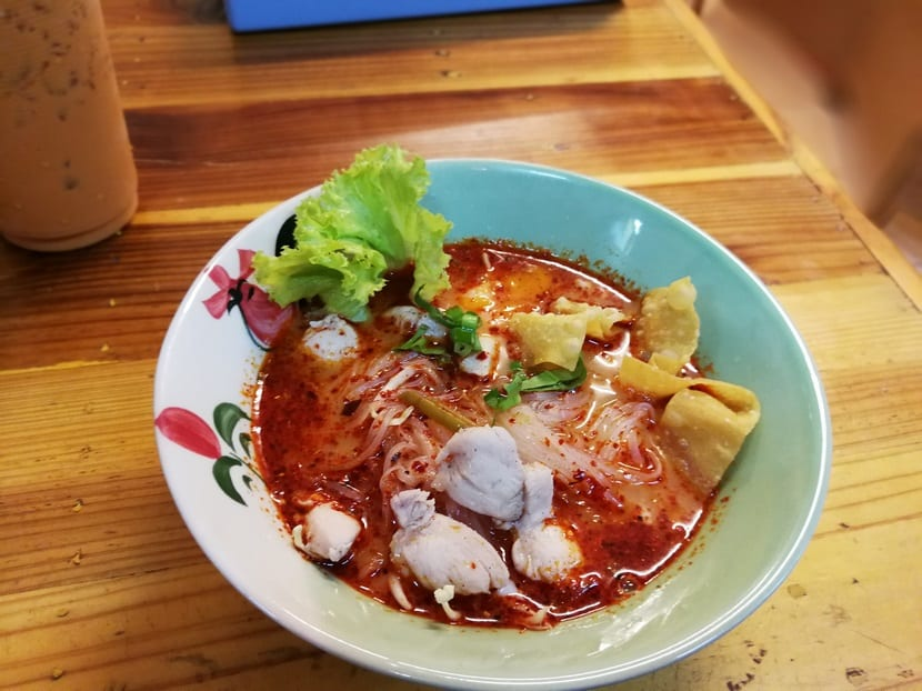 Pad Thai en Tailandia