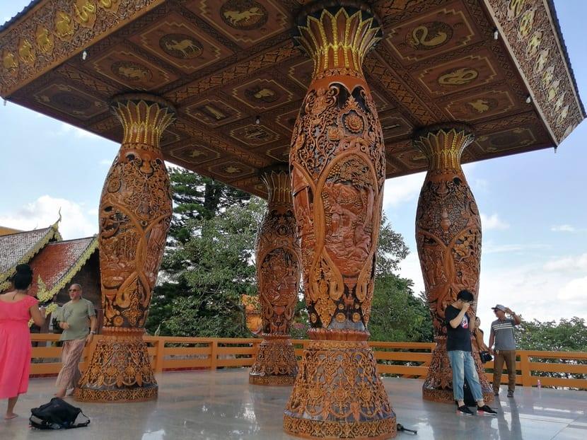 Monte sagrado en Tailadia