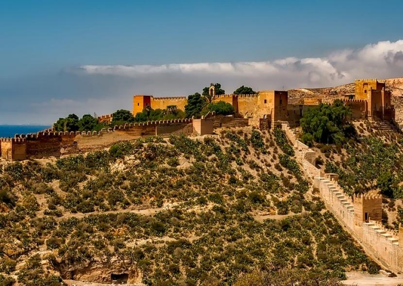 Visitar Alcazaba Almería