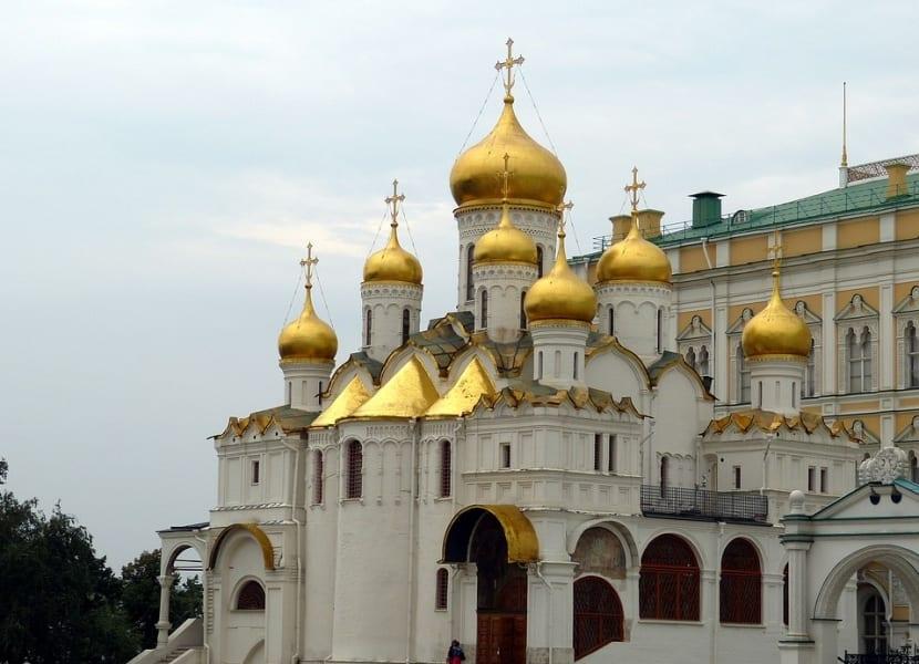 Catedral del Arcángel Kremlin