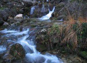 Río Mundo en Albacete
