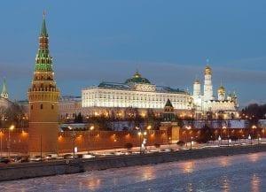 El Kremlin Moscú