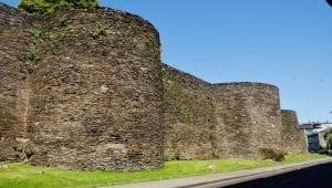 Muralla de Lugo cómo llegar