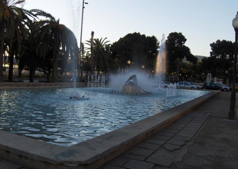 Parque San Nicolás