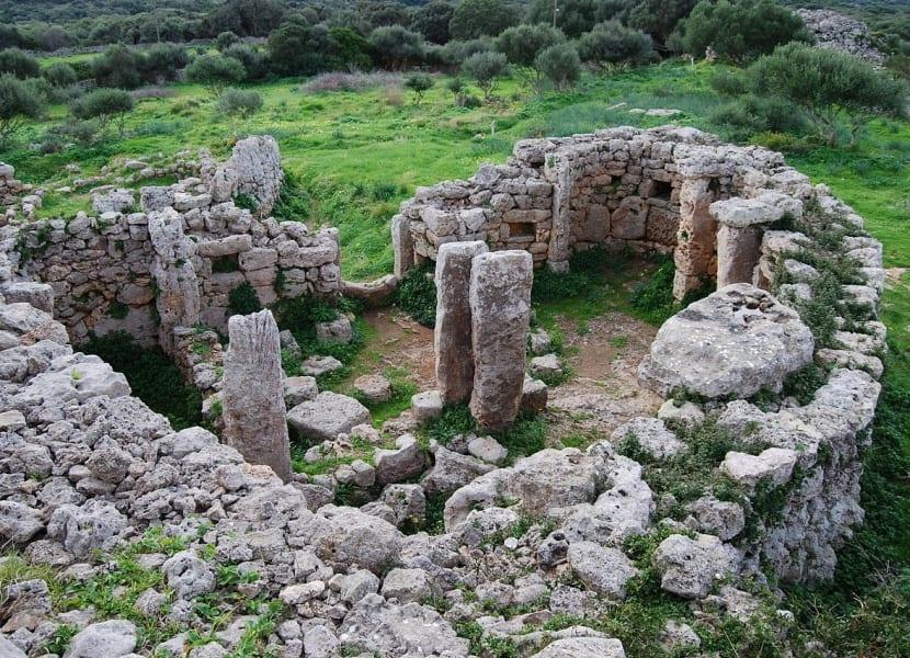 Poblado Talayótico Menorca