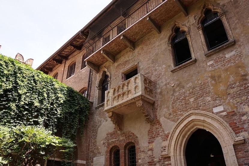 Casa Julieta en Verona