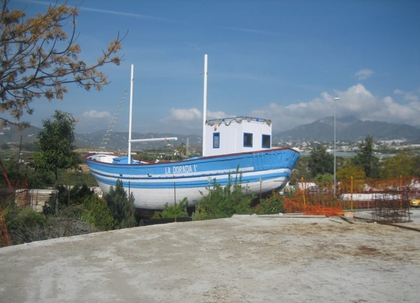 La Dorada barco Chanquete