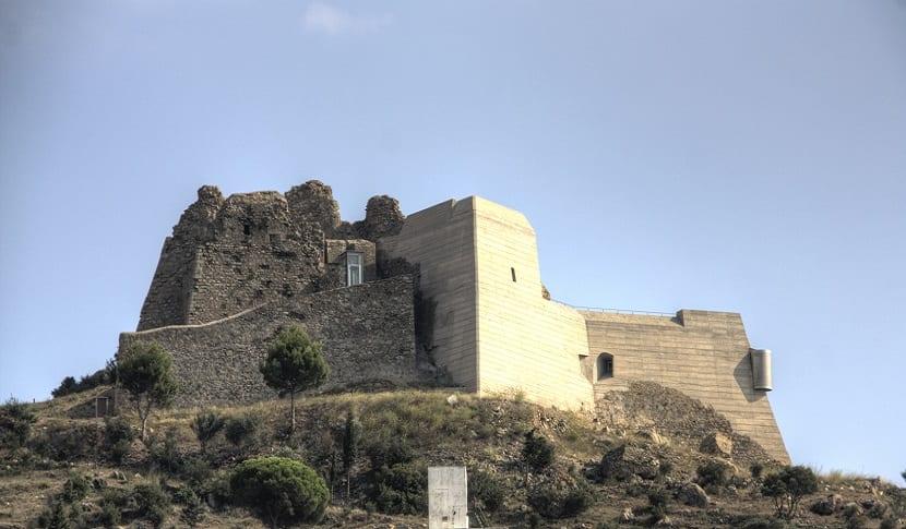 Castillo de la Trinidad en Roses