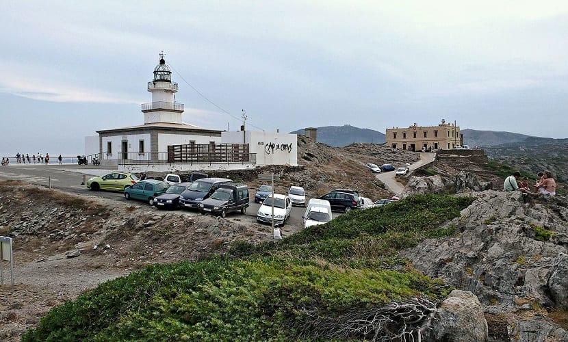 Faro Cap de Creus