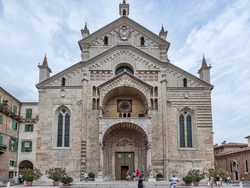 Iglesia Duomo de Verona