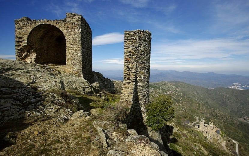 Castillo San Salvador