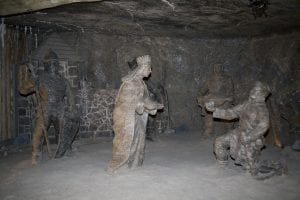 Cámara Santa Kinga Minas de sal
