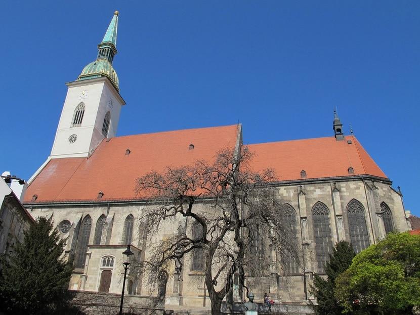 Catedral San Martín Bratislava