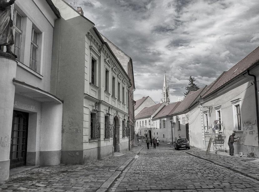 Ciudad vieja Bratislava