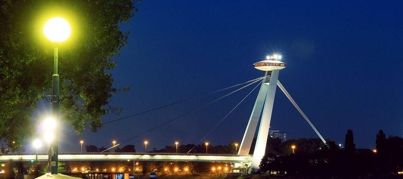Novy Most puente