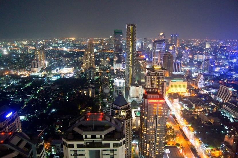 Vuelta al mundo Bangkok