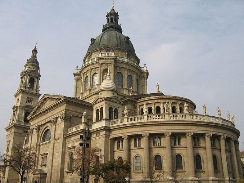 Basílica San Esteban Budapest