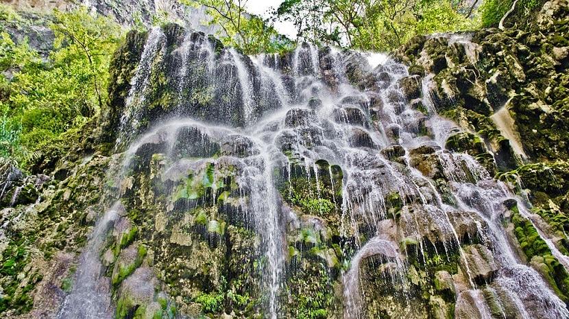 Cascada Tolantongo