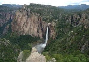Cascadas Sierra de Chihuahua
