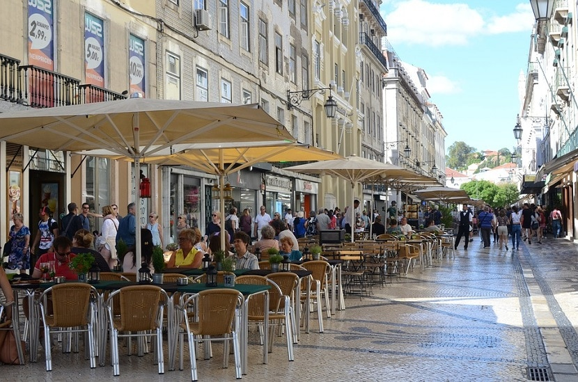 Barrio A Baixa Lisboa