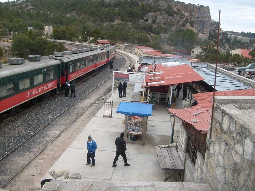Viaje a las Barrancas del Cobre