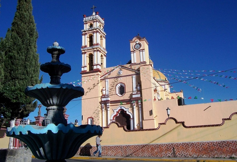 Traxcala México