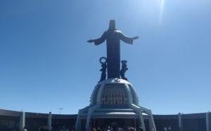 Cristo Rey en Silao