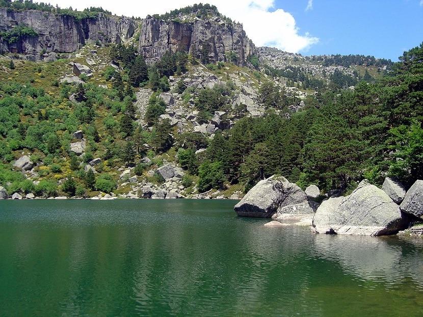 Laguna Negra en Soria