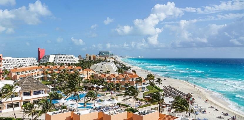 Playas más famosas de Cancún