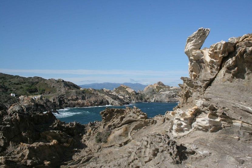 Cabo de Creus acantilados